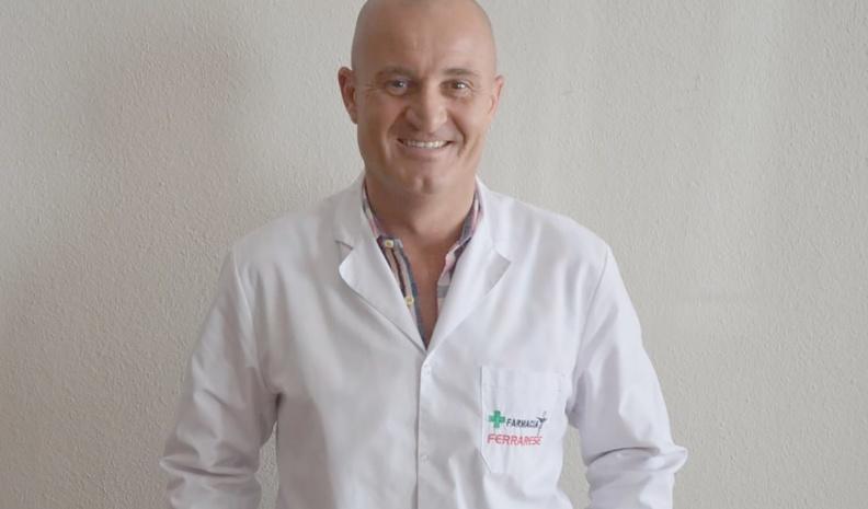 Farmacéutico de Laboulaye donó su médula y salvó la vida de un niño italiano