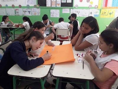 FINALIZARON LOS TALLERES DE ARTICULACIÓN ENTRE ESCUELAS PRIMARIAS Y SECUNDARIAS