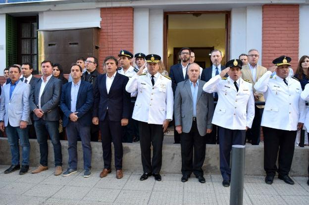 La Policía de la Provincia celebró su día en Río Cuarto