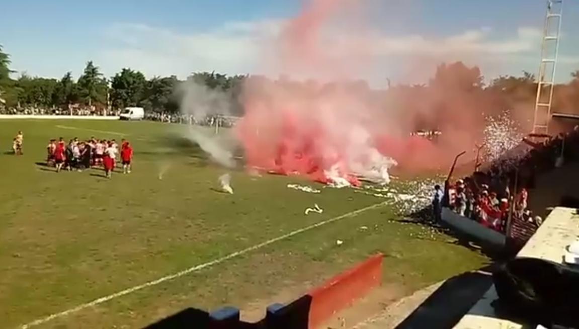 Fútbol: Sportivo La Cesira Campeón
