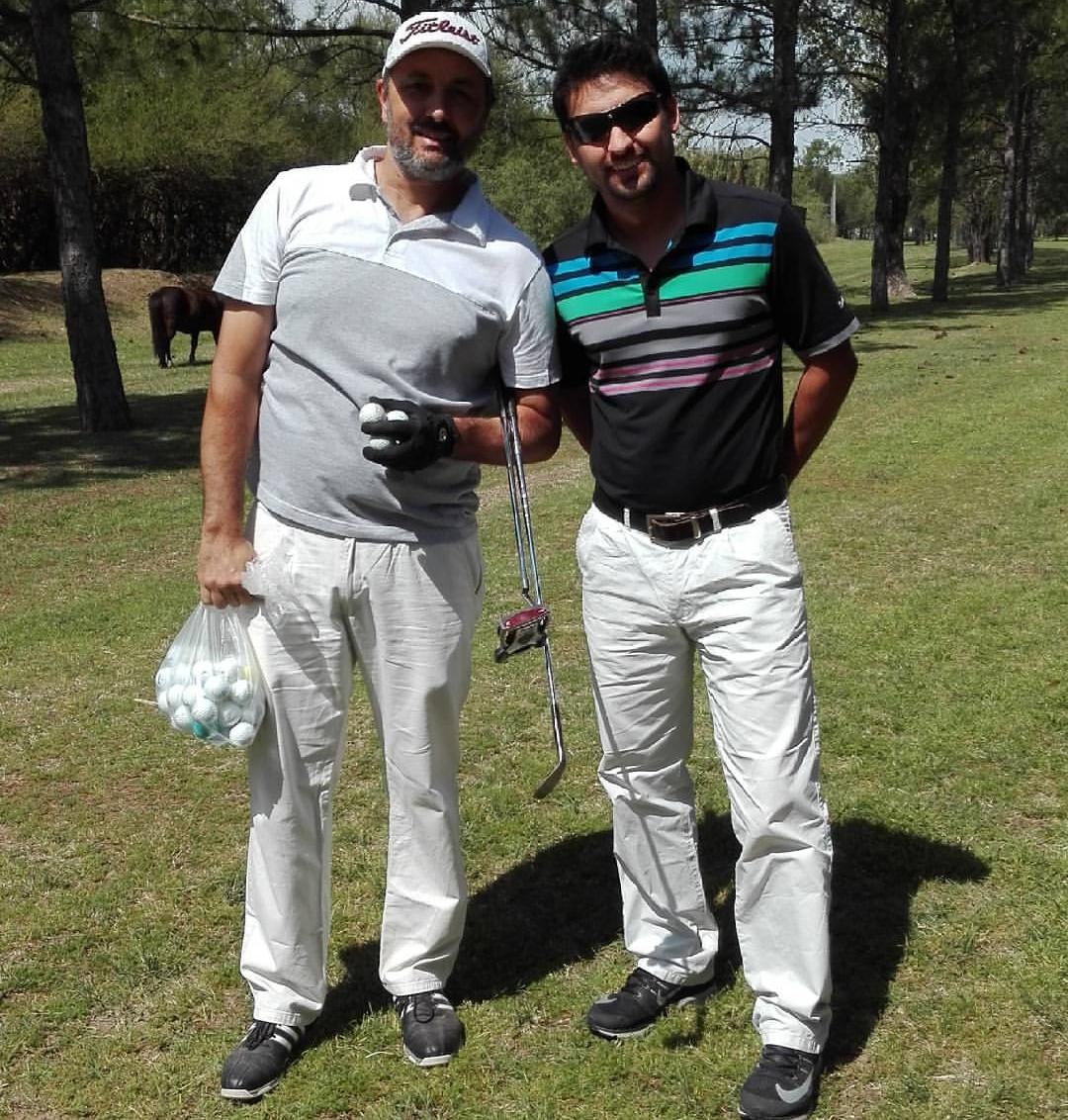 Golf: Coria espera finalista