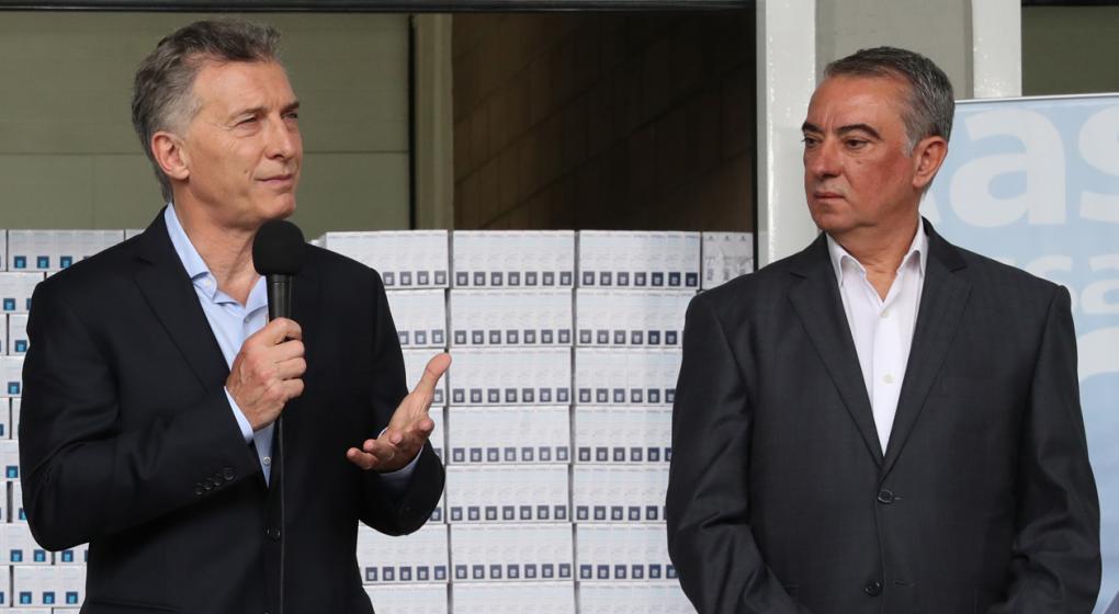 Macri encabezó acto de lanzamiento del nuevo convenio entre PAMI y los laboratorios