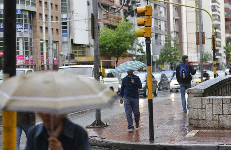 Persiste el alerta por tormentas para el centro y sur de Córdoba