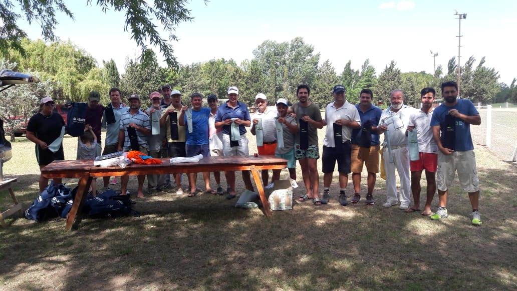 Cierre y ultimo torneo de año del golf Central Argentino