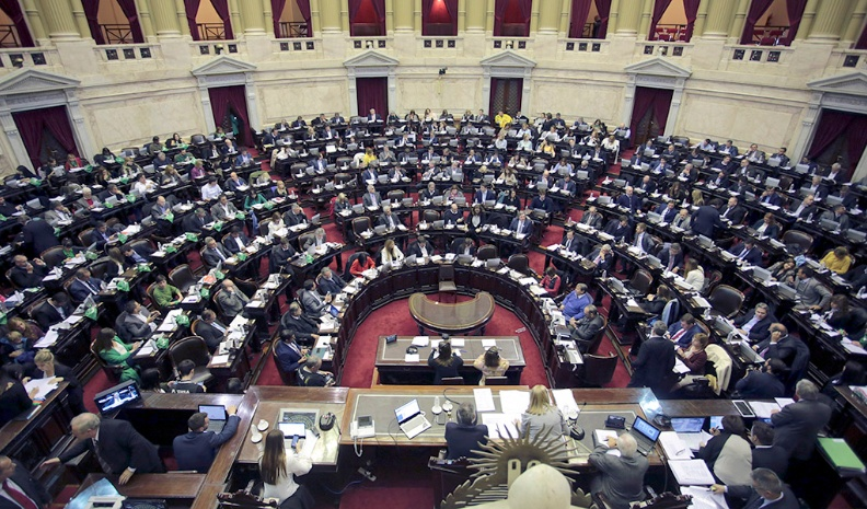 Diputados postergó el debate del proyecto contra los barrabravas