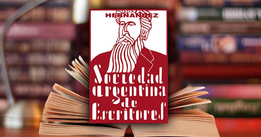 Acto de cierre de año de la Sociedad Argentina de Escritores