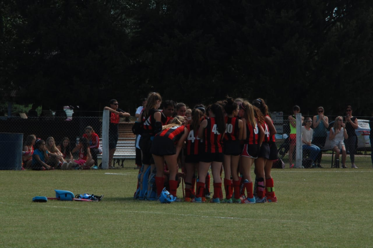 Hockey: Central campeón en Sub 14
