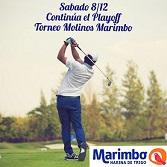 Golf: 2da fecha de play off en Central Argentino