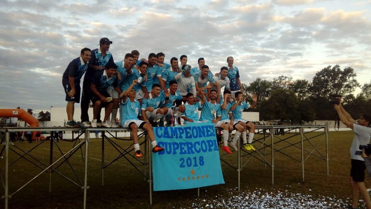 Supercopa Liga de Canals: Pabellón Campeón