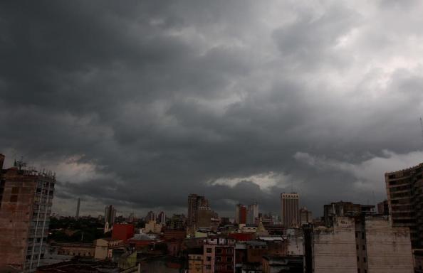 Rige alerta para el sur cordobés y pronostican lluvias para Año Nuevo