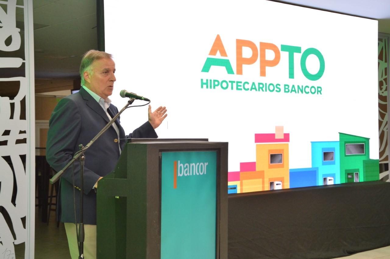 Bancor presentó APPTO