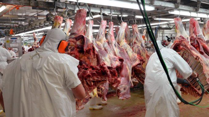 Se abre la inscripción para frigoríficos que quieran exportar carne a Estados Unidos