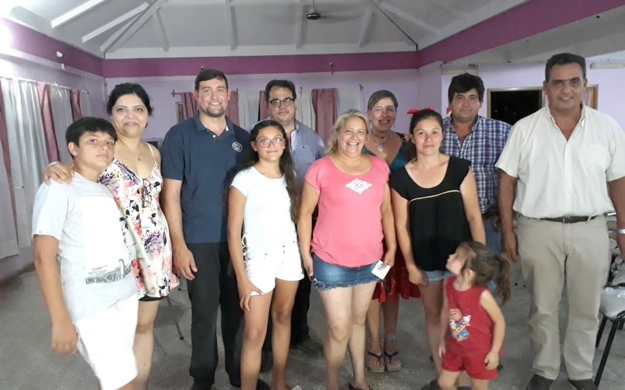 Nuevos ganadores de las viviendas del plan «Bicentenario»