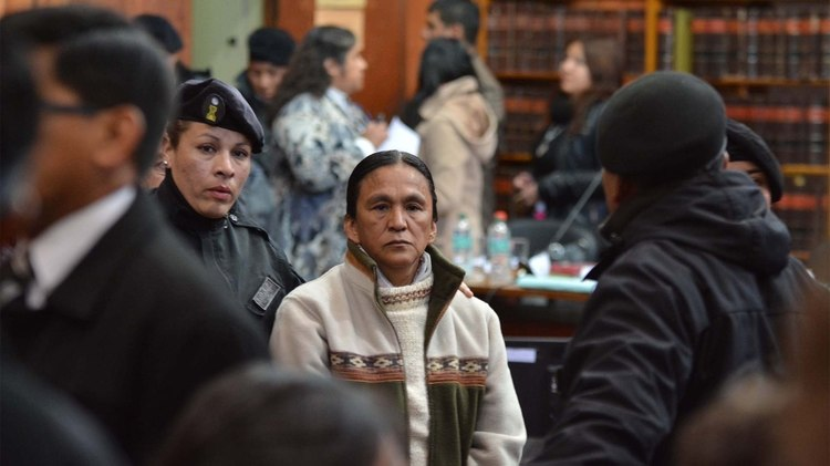 Condenaron a 13 años de prisión a Milagros Sala