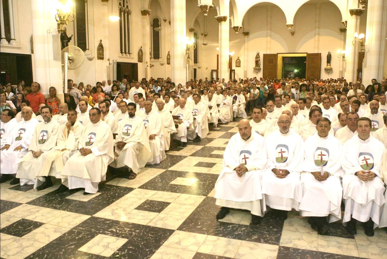 Monseñor Uriona anunció nuevos nombramientos para las parroquias de la Diócesis de Río Cuarto
