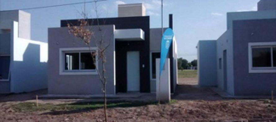 Adjudicación de viviendas Bicentenario