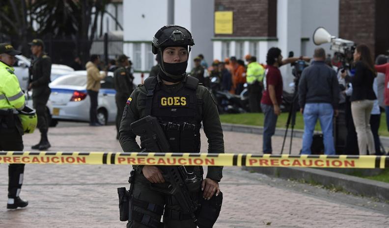 Coche bomba en Colombia: Al menos 9 muertos