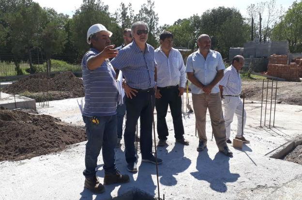 Departamento Roque Sáenz Peña suma infraestructura escolar
