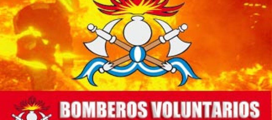 Durante febrero la secretaria de Bomberos Voluntarios funcionará en otro horario