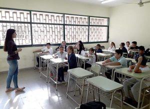 Convocatoria para docentes.