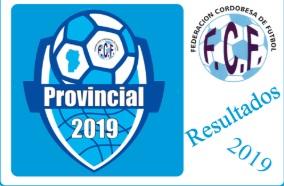 Resultados de la sexta del provincial