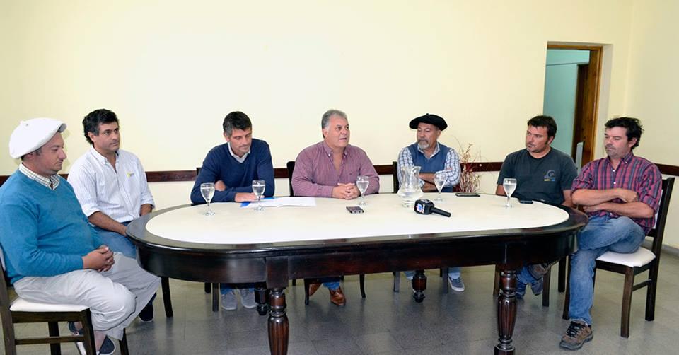 Presentación oficial para la gran exposición de caballos criollos