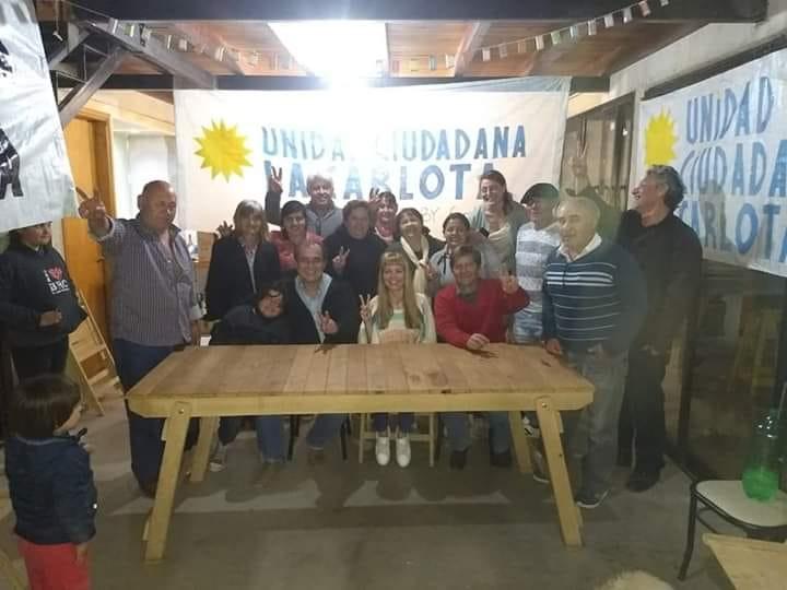 Fernando Gimenez como candidato a intendente, el Frente Córdoba Ciudadana dio a conocer su lista de candidatos 2019