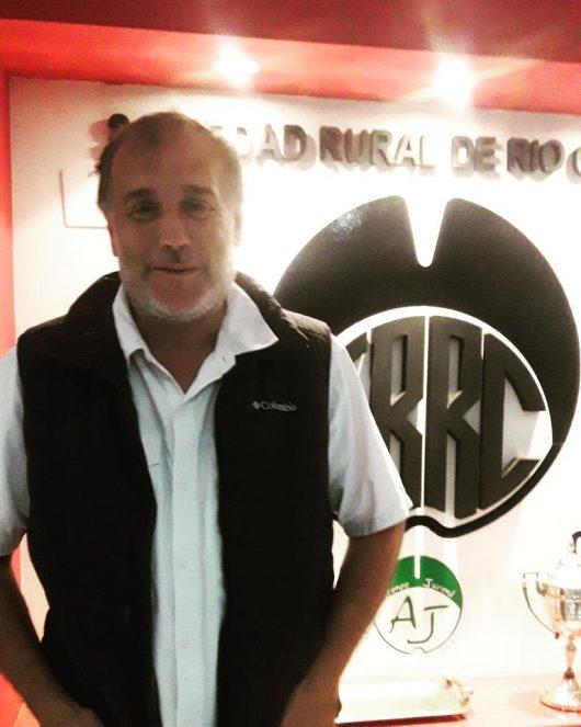 Daniel Tonello es el flamante presidente de la Sociedad Rural de Río Cuarto