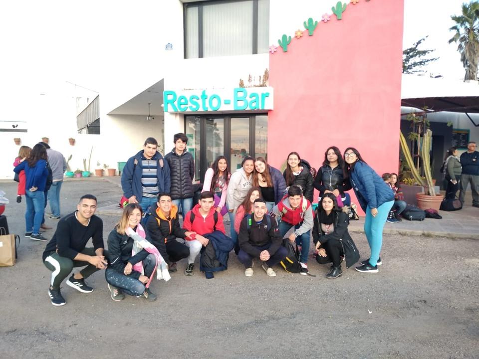 """II ERJ ( Encuentro Regional de Jóvenes ) – San Francisco 2019 con el lema """"Hágase en mí""""."""
