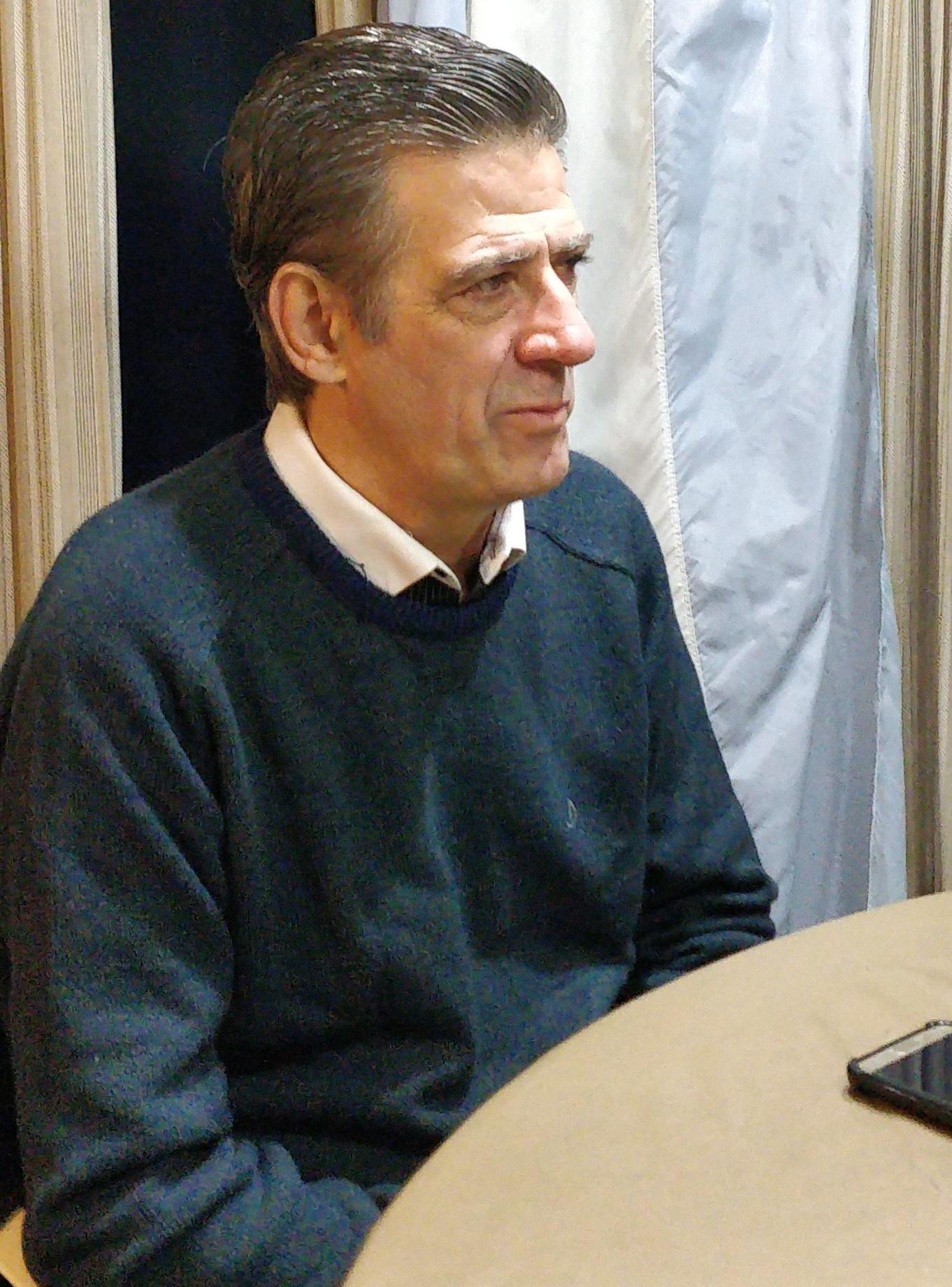 Candidato por Juárez Célman.