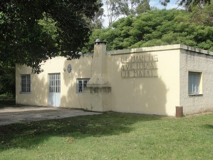 100 años de la escuela Marcos A Victoria, (ex Nacional n°40) de Colonia Maipú