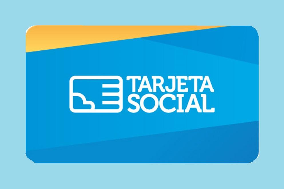 Tarjeta Social: beneficiarios cobran jueves y viernes