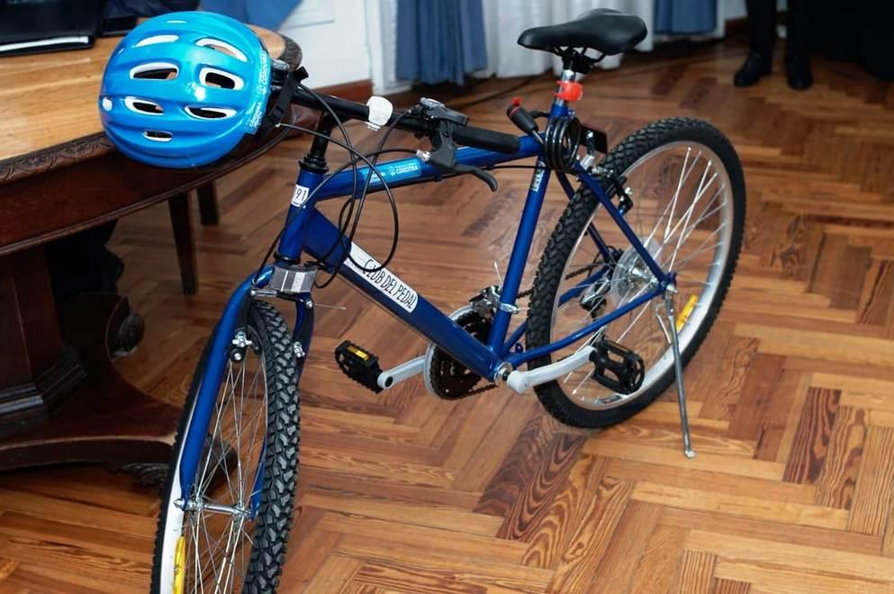 El Club del Pedal suma más bicicletas en Villa María