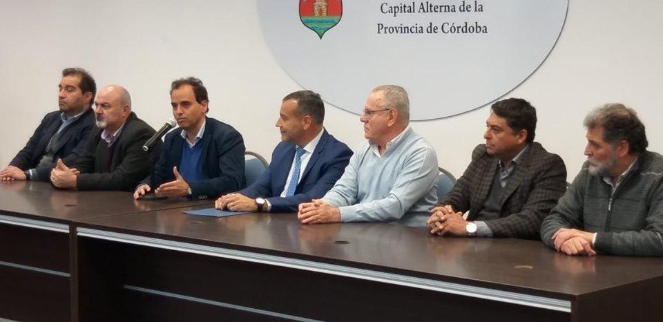 Presentaron en Río Cuarto la nueva empresa de transporte interurbano para el sur cordobés