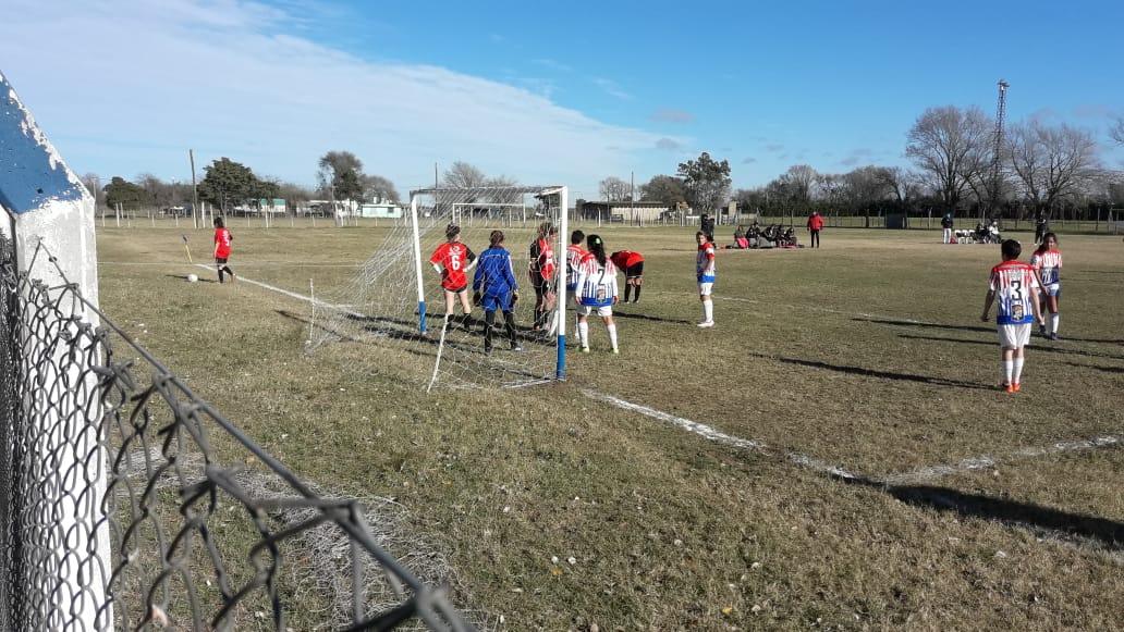 Fútbol femenino: el Chaco logró su primera victoria