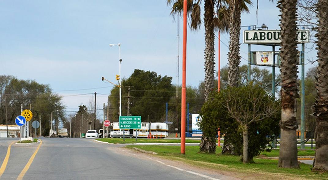 Por obras cortan varias horas el servicio de agua en Laboulaye