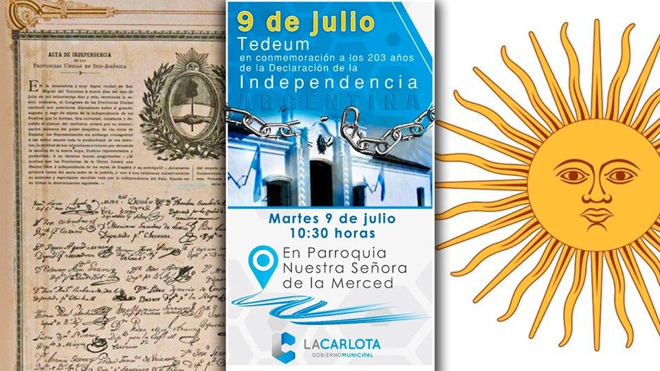 Tedeum de la Independencia Nacional