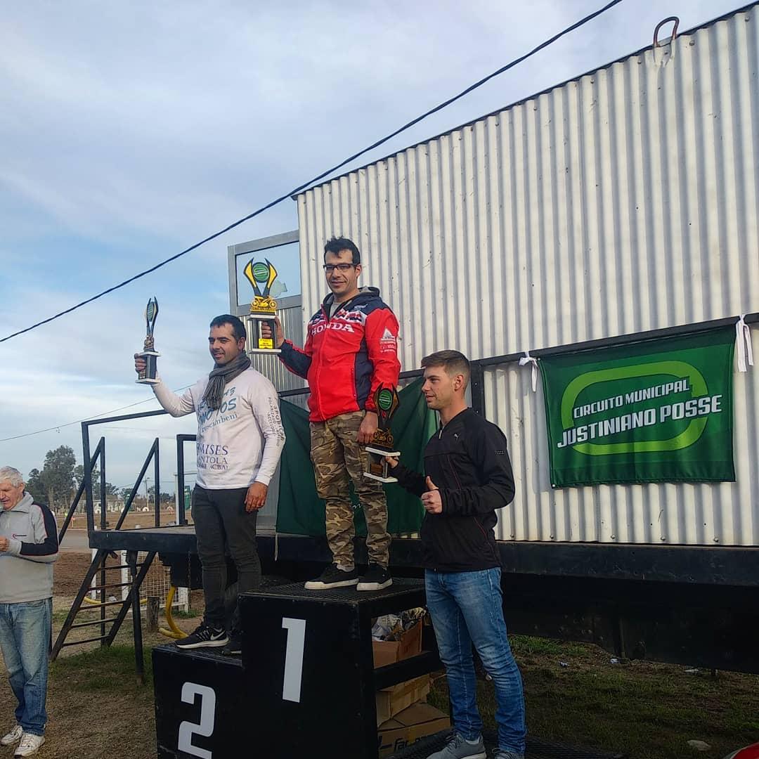 MOTOCICLISMO: Ganó Pablo Salvo