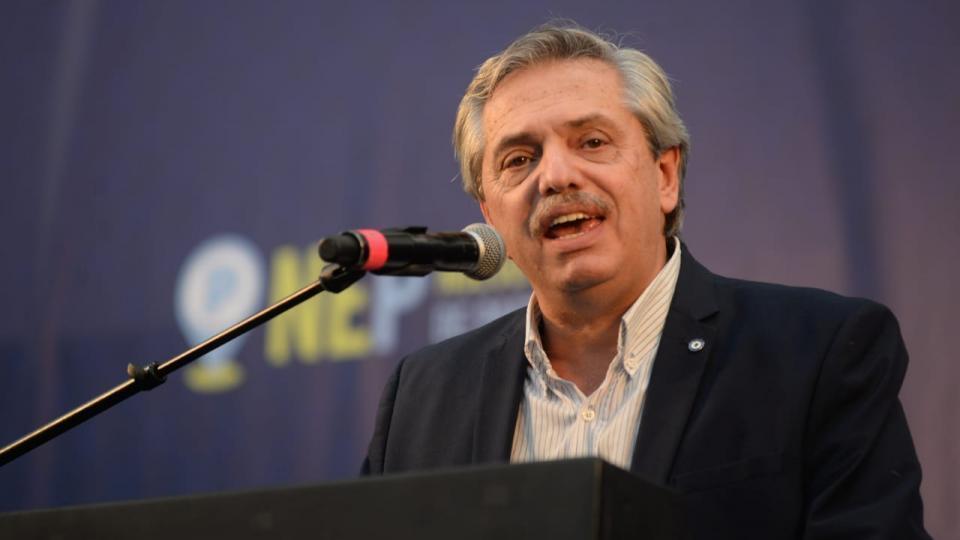 Alberto Fernández ganó En Los Cisnes y Villa Yacanto