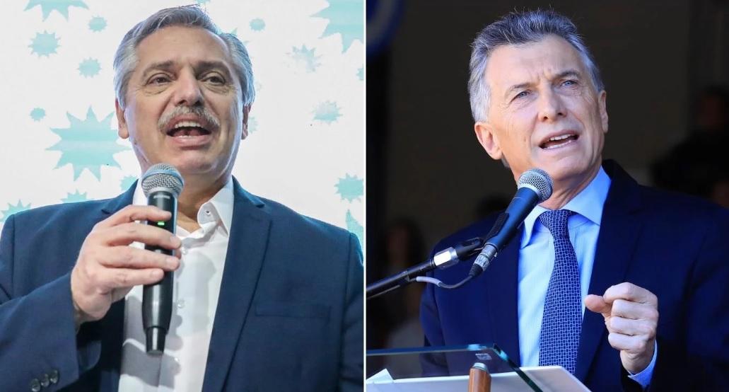Mauricio Macri con el 45,58% de los votos  gano en La Carlota
