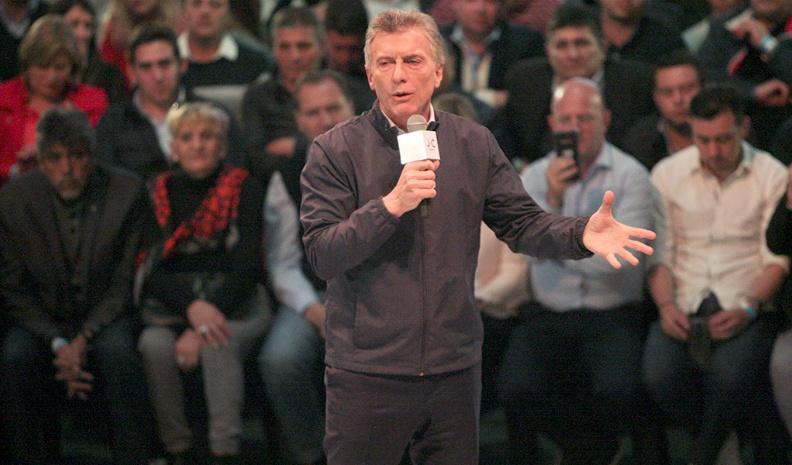 Macri en Córdoba: «Ahora tienen mucha más responsabilidad que hace 4 años»