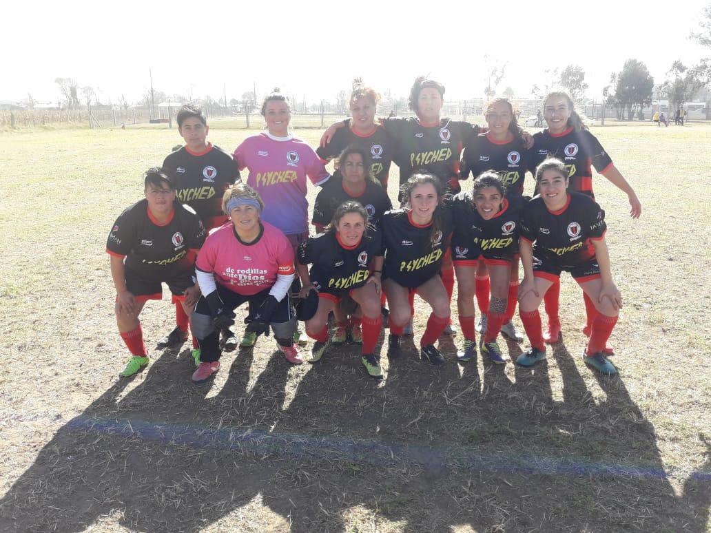 Fútbol Femenino:  Perdió Central
