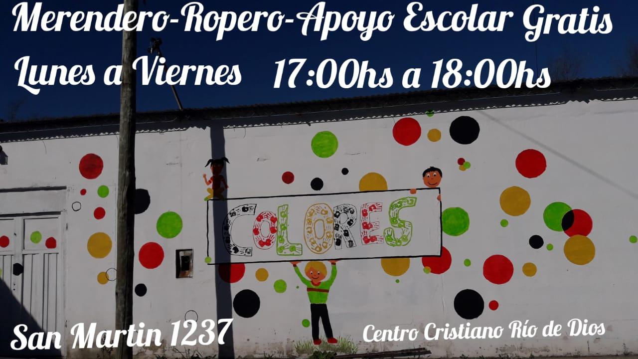 Centro Cristiano Río de Dios