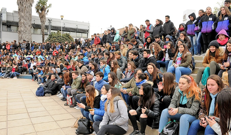 UNRC: unos 2 mil asistentes en el primer día de las Jornadas de Puertas Abiertas