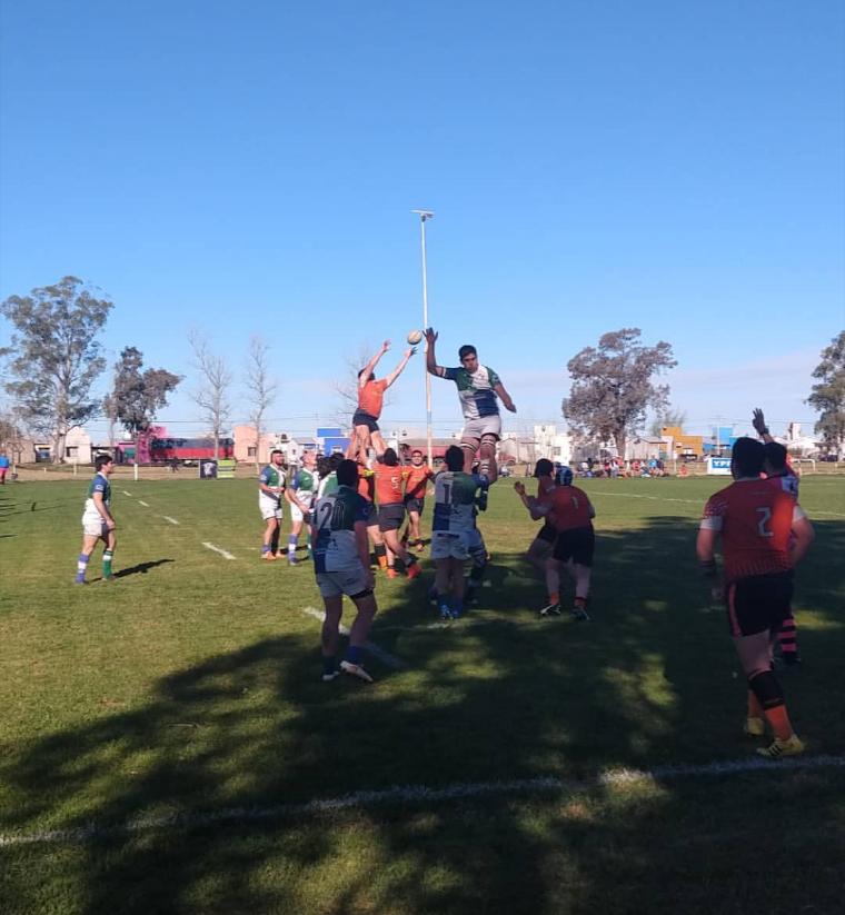 Rugby:  Ganó el Social y sigue puntero e invicto