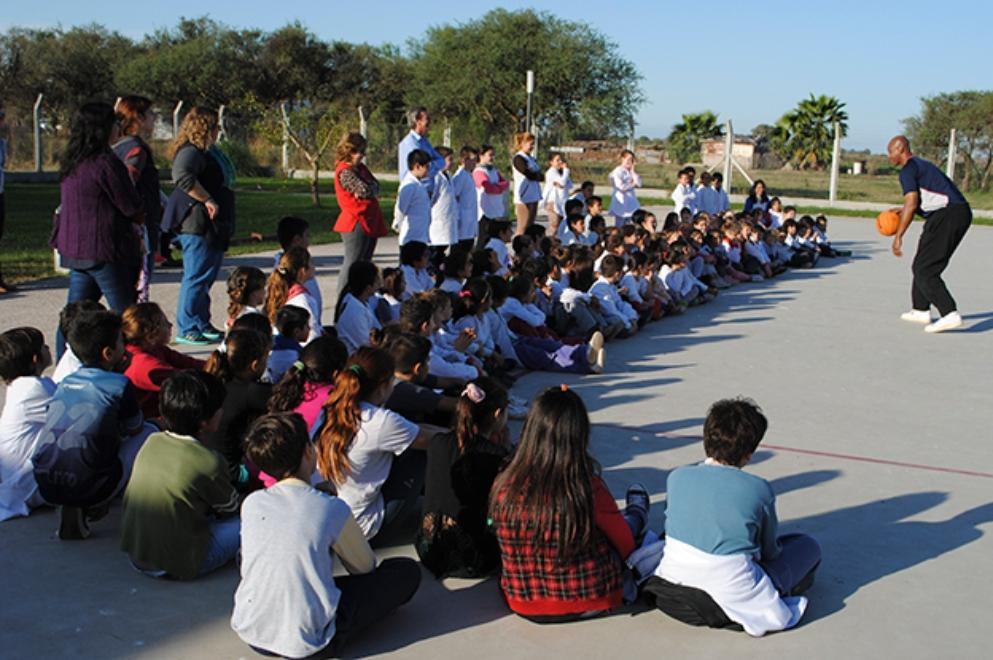 Córdoba trabaja en el abordaje de la obesidad infantil