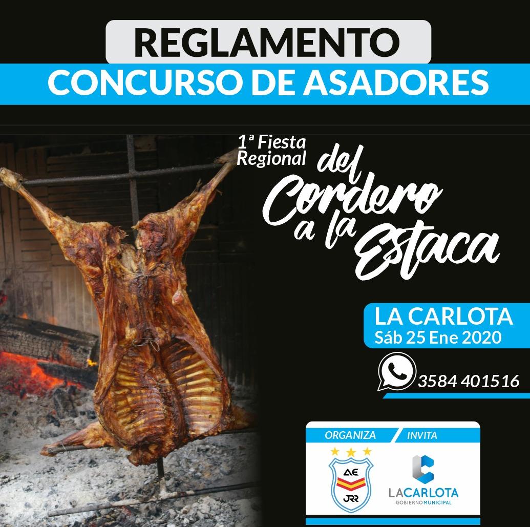Reglamento concurso de asadores de la fiesta regional del cordero a la estaca