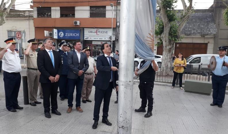 Río Cuarto celebra su 233° aniversario, con diversas actividades