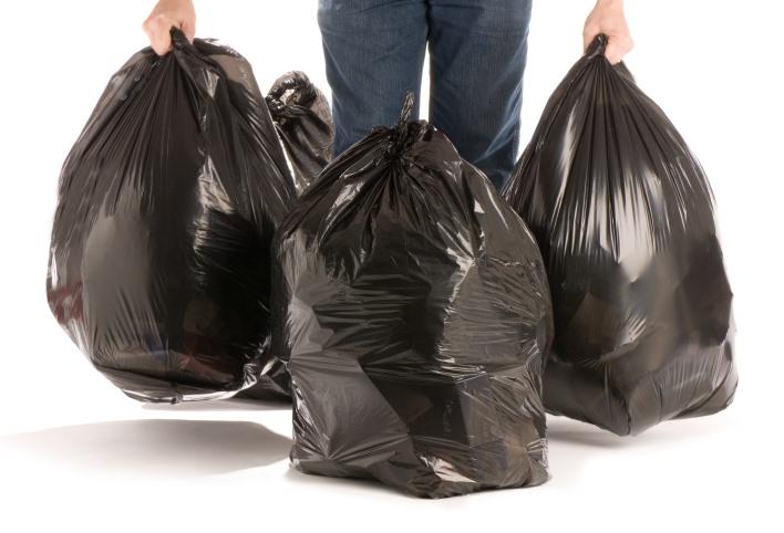 LA CARLOTA: recolección de residuos domiciliarios