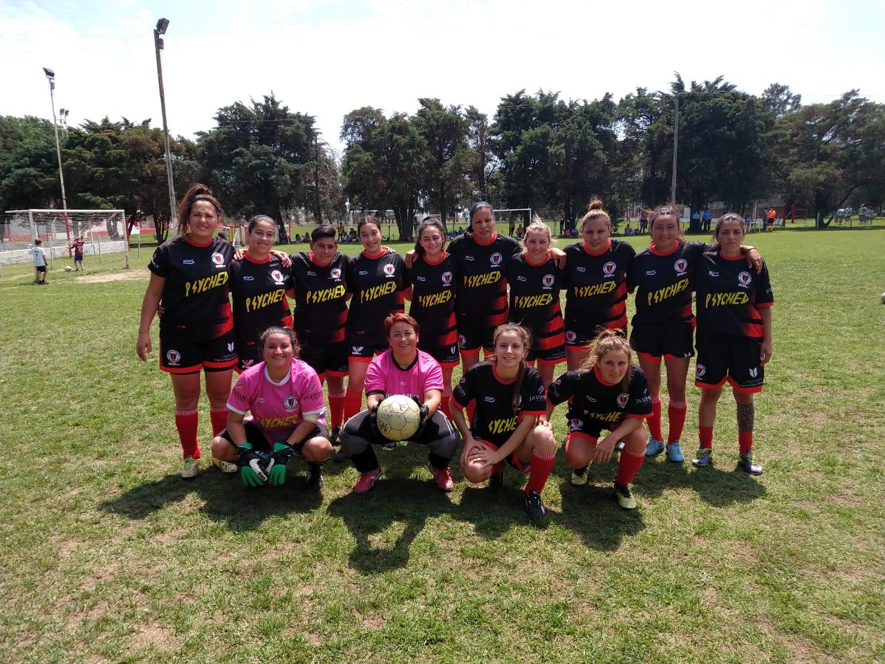 Fútbol Femenino: empate de Central en la ida de las semifinales